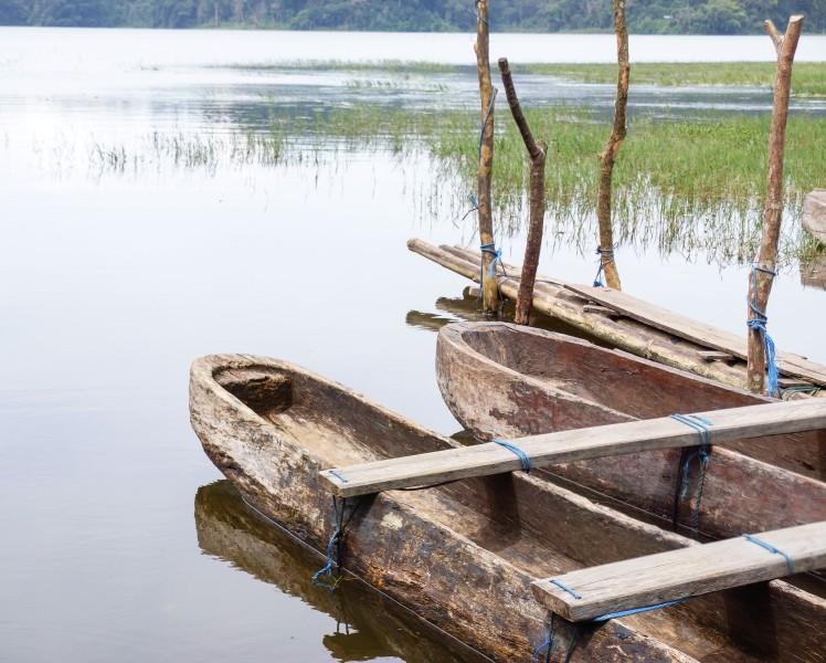 Traditional canoesaleks